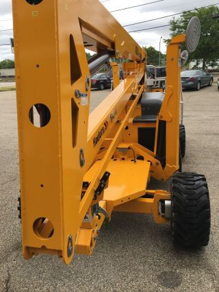2017 Bil - Jax X45a Self Propelled Boom Lift Man 4x4 Hybrid.  In - Stock Kawasaki photo