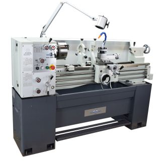 Pm1440gt Metal Lathe Made In Taiwan,  W/ Accessories 2