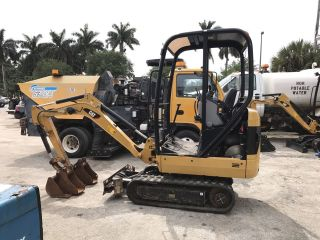 2013 Caterpillar 301.  4c Mini Excavator photo