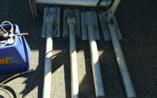 Gme Aluminum Trench Vertical Shores System 34