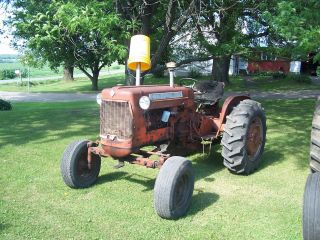 1961 Allis - Chalmers D - 15 Rare Diesel Antique Tractor photo