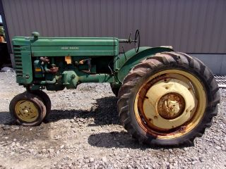 1947 John Deere Mt photo