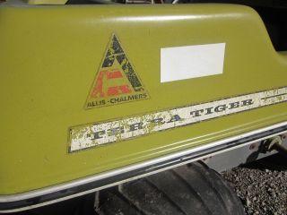 Allis Chalmers Vintage Terra Tiger 6 Wheeler photo