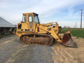 1990 Caterpillar 963 Engine Video Financing Available photo