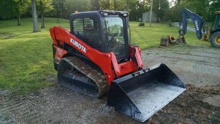 2013 Kubota Svl75 Track Skid Steer 1000 Hour Service Just Completed. photo