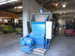 Maren Shredder/air Conveying Systems photo