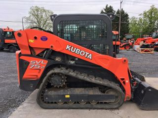 Kubota Svl75hwc - 2 photo