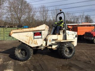 2007 Benford Off Road Dumper - 9 Ton - Articulating Dump Truck photo