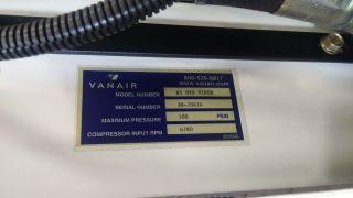 Vanair Viper Hydraulic Drive Air Compressor - 050155 photo