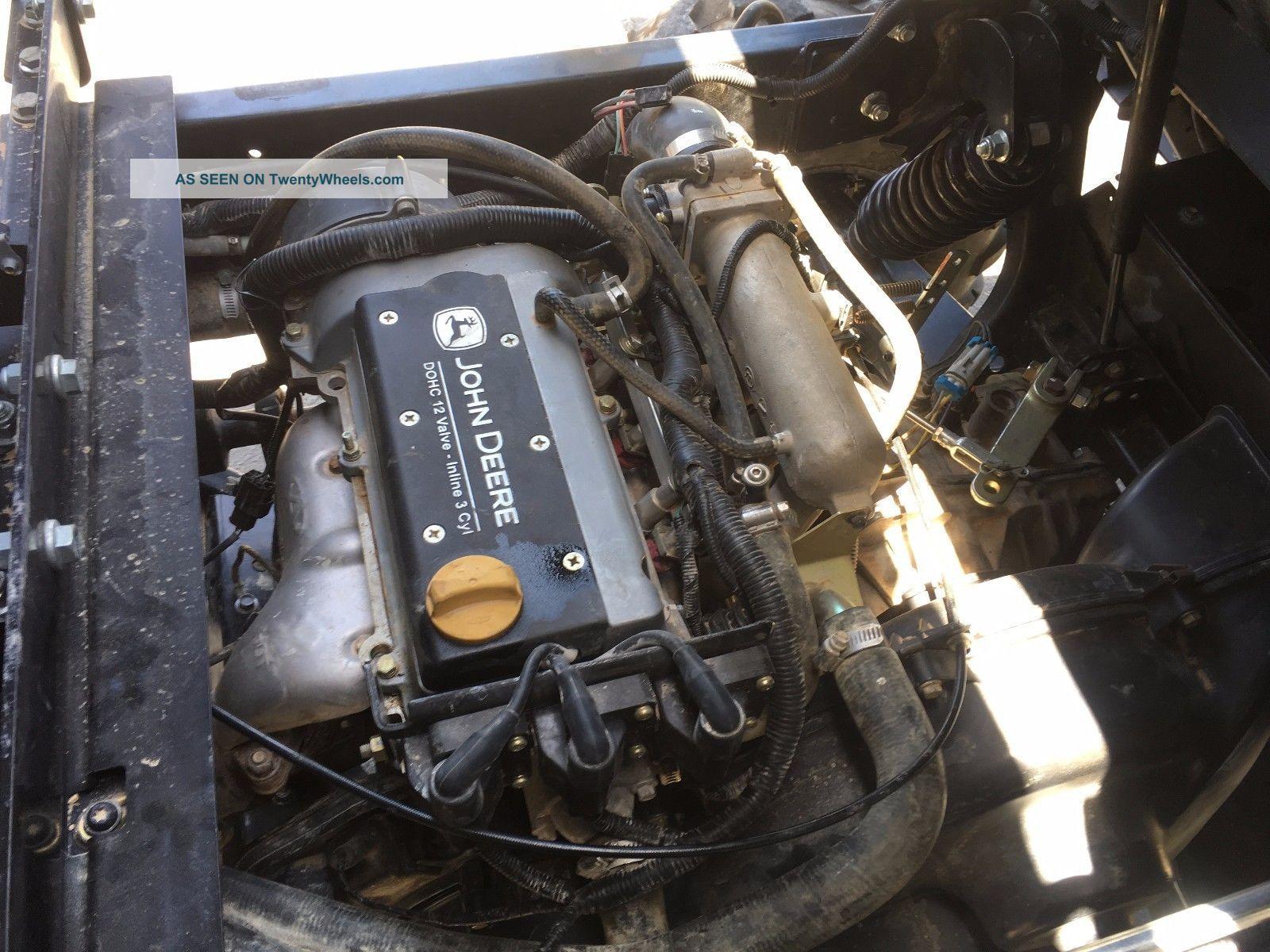 2013 John Deere 825i S4 Gator. 4 Seater. 4x4. Power ...