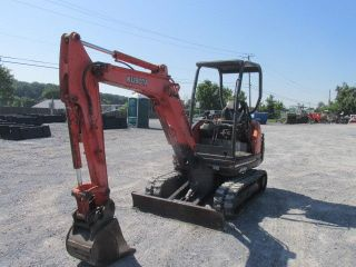 2006 Kubota Kx71 - 3 Mini Excavator photo