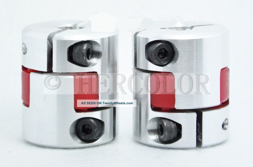 Cnc Flexible Coupling Shaft Coupler D25 L30 6mm 6mm Other Heavy Equipment photo