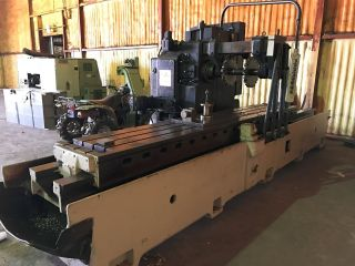 Sundstrand Model 55 Rigidmil Milling Machine photo