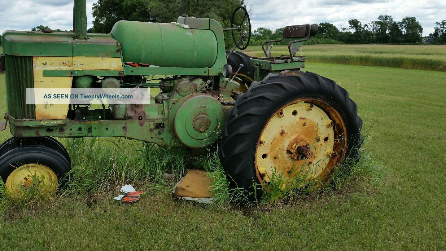 Antique Tractor Resources - Original Tractor Prices: John Antique john deere tractor photos