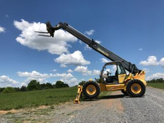 Holland Lm860 Telehandler 10,  000 Lb Capacity Diesel Loader 4 X 4 Bob Cat photo