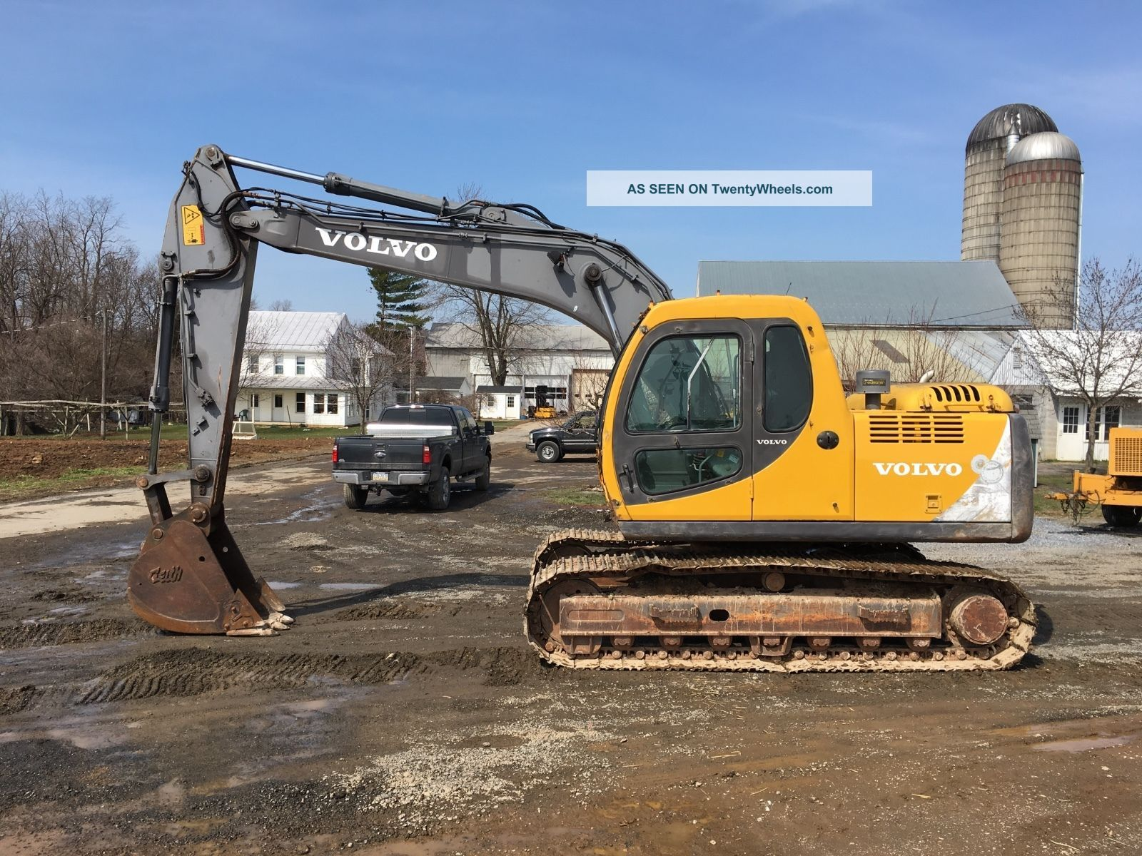 2001 Volvo Ec140 Excavator 2900 Hours.  Video Financing Available Excavators photo