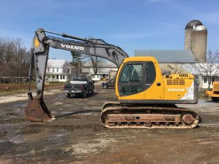 2001 Volvo Ec140 Excavator 2900 Hours.  Video Financing Available photo