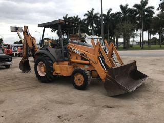 2004 Case 580 M Backhoe Loader photo
