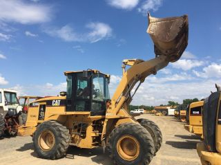 Caterpillar 938g Wheel Loader photo