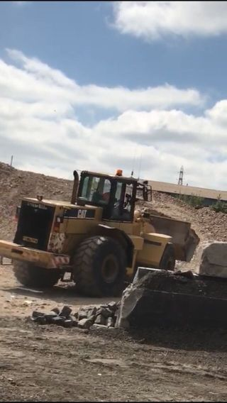Cat 966f - 2 Wheel Loader photo