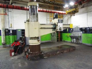 Sbl South Bend Radial Arm Drill photo