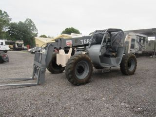 2006 Terex Th636c Telescopic Forlift 6000lbs photo