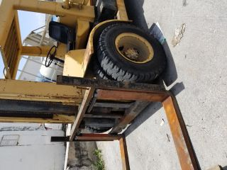 Hyster Forklift 17,  000 Capacity photo