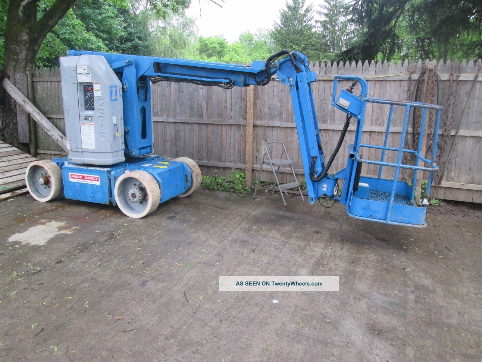 Genie Z3020n Man Lift Scissor & Boom Lifts photo
