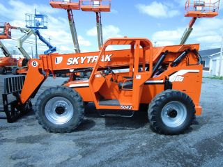 2007 Skytrak 6042 Telehandler - Authorized Jlg Service Center photo