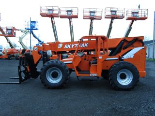 2007 Skytrak 10054 Telehandler - Authorized Jlg Service Center photo
