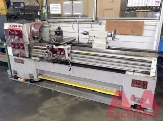 Acer 20 X 80 Gap Bed Lathe 21771 photo