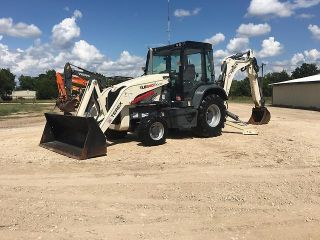2014 Terex Tlb840 Backhoe Loader photo