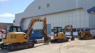 2010 Caterpillar 305 Cr photo