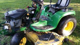 John Deere Gt245 Garden Tractors photo