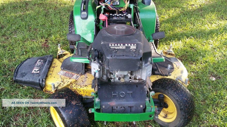 John Deere 245 Excavator Specs : John deere gt garden tractors