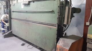 Engel Bend All Press Brake,  Model Model 1010ba photo