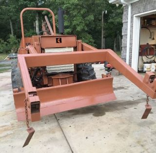 7510 Ditch Witch Trencher photo