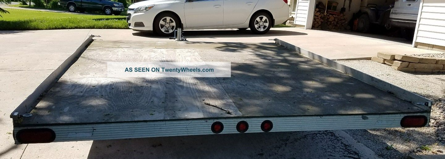 Atv Trailer Trailers photo
