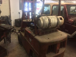 Clark Forklift photo