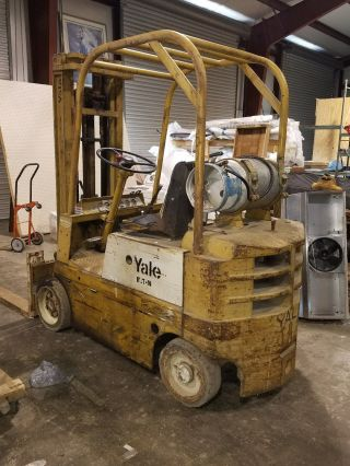 Yale Forklift photo