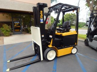 2011 Yale Erc050vgn36te085 5,  000lb (scie Inc) photo