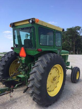 John Deere 4020 Tractor photo