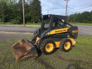 2006 Holland L170 Skid Steer photo