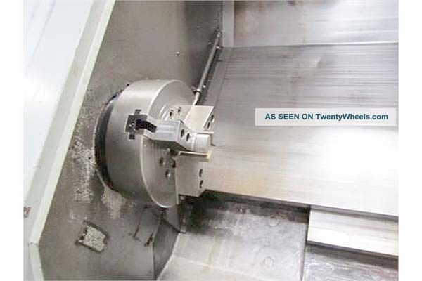 2006 Big Leadwell Ltc - 50bl Cnc Turning Center With 18