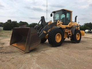 2012 Volvo L90g Wheel Loader photo
