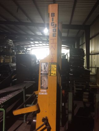 Big Joe Forklift 2000lb Capacity 12v photo