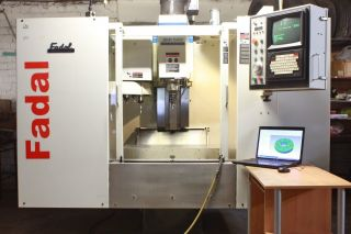 Cnc Milling Machine Fadal Vmc 3016ht Model 904 - L (1997) 3 - Axis photo