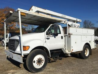 2000 Ford F - 750 - Unit 7405 Truck Tractors photo