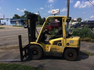 Hyster 90xms Forklift photo