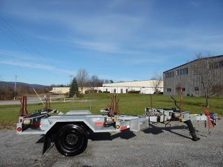 2000 Sherman & Reilly Srmpe - 115a Galvanized Extendable Pole Trailer photo